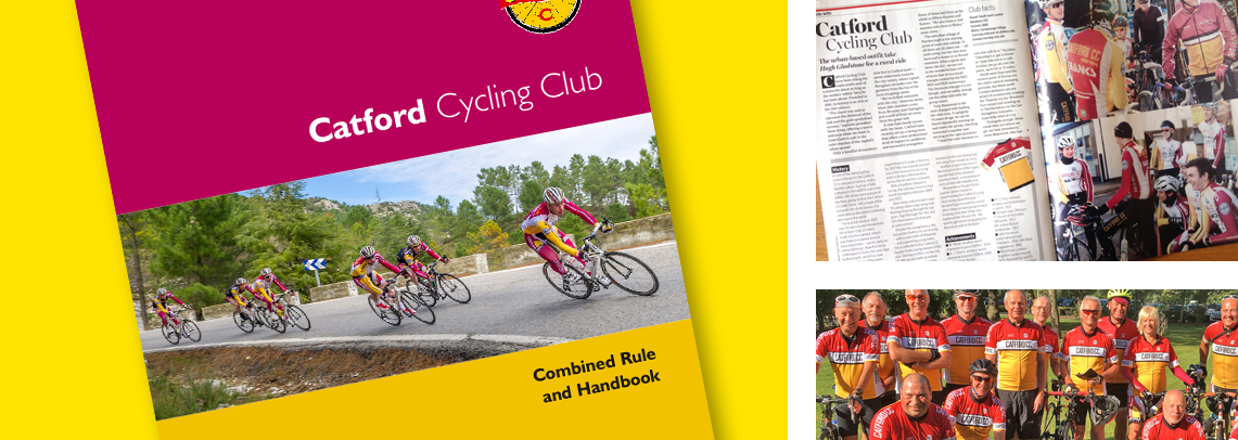 Catford Cycling Club Members Handbook