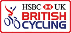 British Cycling hsbc logo
